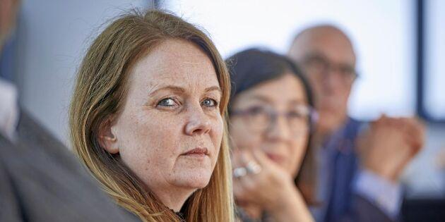 Landsbygdsministern: Alla länder måste höja sin ambitionsnivå
