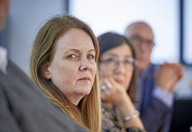 Det blev ett långt och intensivt rådsmöte för landsbygdsminister Jennie Nilsson (S). Arkivbild.