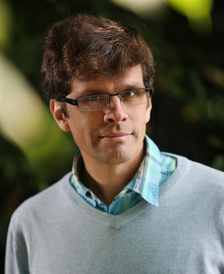 Erik Kjellström, klimatforskare och chef för SMHIs klimatforskningsenhet Rossby Centre. Foto: Pressbild.