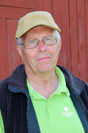 Christer Johansson, teknikrådgivare på Växtskyddscentralen i Linköping.