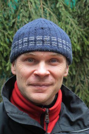 Johan Frisk, Södras viltförvaltningsexpert.