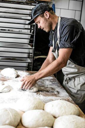 Eldrimner arrangerar kurser i bakning.