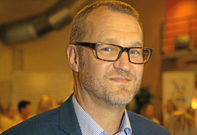 Matz Hammarström, landsbygdsdirektör vid Länsstyrelsen i Skåne.