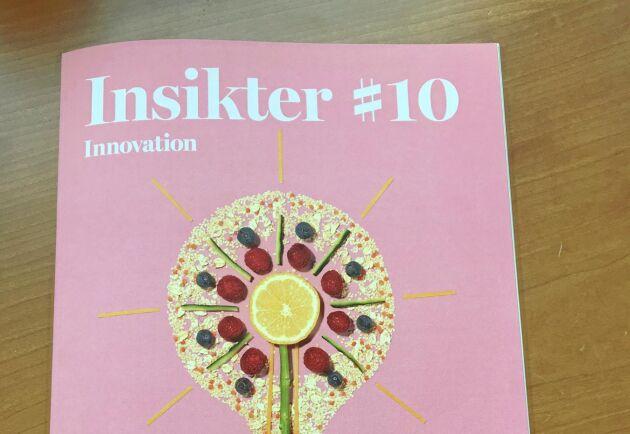 Konsultbolaget Macklean har skrivit en rapport om hur livsmedelsbranschen kan blir bättre på innovation.
