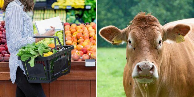 FN:s klimatpanel: Ändrade matvanor ett måste för klimatet