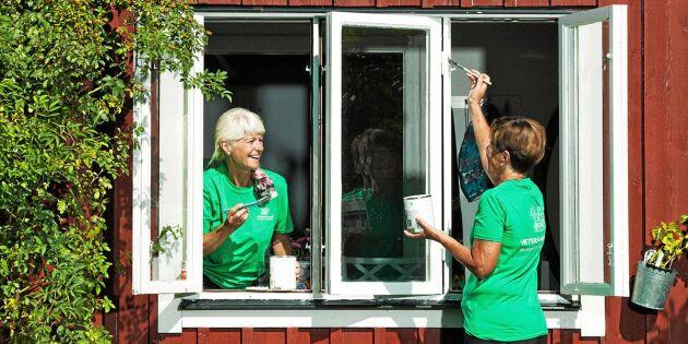 Hyr en pensionär – populärt sätt att få extrajobbet gjort