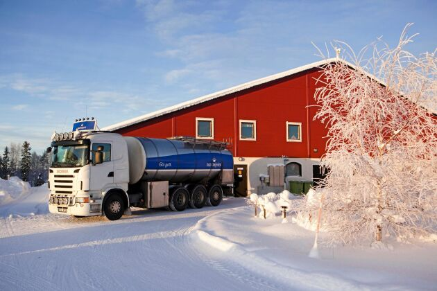 Föreningen Norrmejerier ökade i fjol ersättningen med 57 miljoner kronor jämfört med föregående år, visar årsredovisningen.