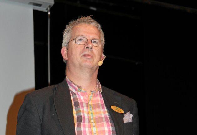 – Ta kontakt med banken i god tid, uppmanade Per Pettersson, ordförande i LRF Mälardalen.