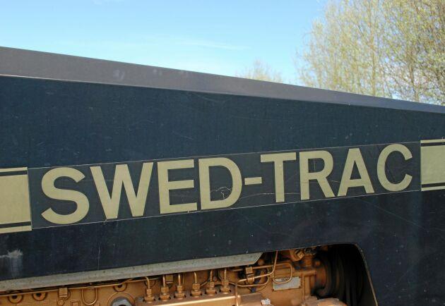 Swed-Trac marknadsfördes som den enda svenska traktortillverkaren. Men historien om Swed-Trac blev kort och tillverkningen kantades av svårigheter.