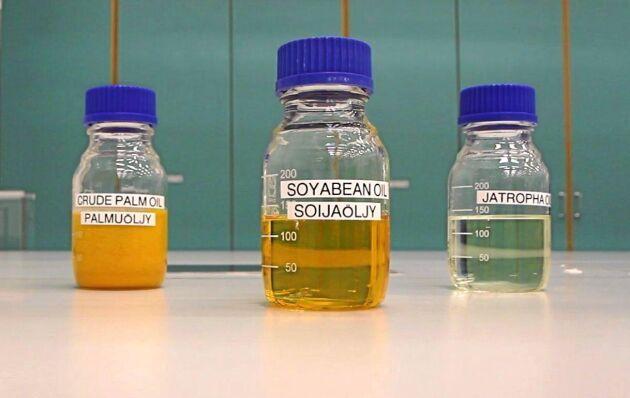Det finns flera råvaror som kan omvandlas till biodrivmedel. Södra tar nu första steget och använder svartlut, en restprodukt från massatillverkningen.