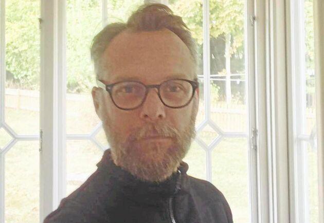 Andreas Gustavsson, miljörådgivare på Hushållningssällskapet i Skaraborg.