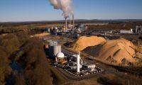 Flytande biogas direkt från processvattnet