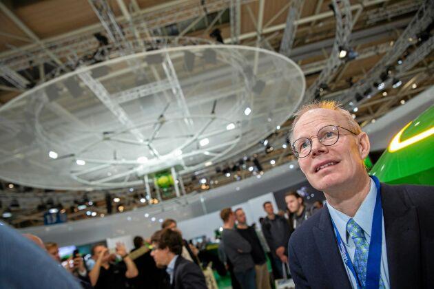 Per Frankelius är Agtech 2030 oförtröttlige ledare. Han är docent vid Institutionen för ekonomisk och industriell utveckling (IEI) på Linköpings universitet.