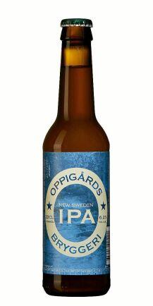 En fin öl från Oppigårds bryggeri.