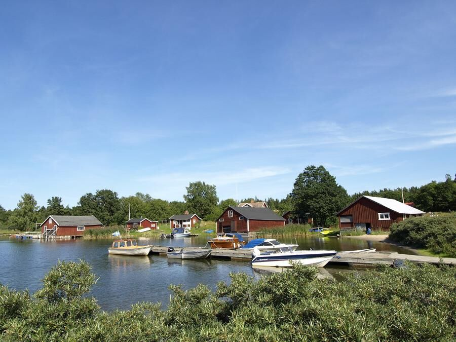 Limön, Gävleborg. Foto: Gävle kommun.