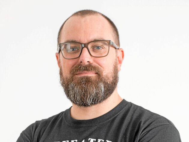 Benny Andersson, verksamhetschef på Djurens Rätt.