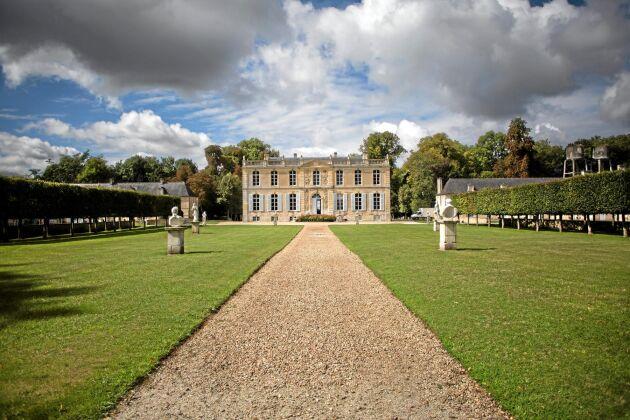 Slottet Chateau de Canon är klassat som ett av de 100 turistmål du måste se i Frankrike.