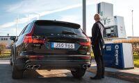 HVO tillgängligt för fler Volvomodeller