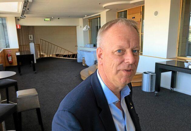 Per Lindahl, Lantmännens styrelseordförande.