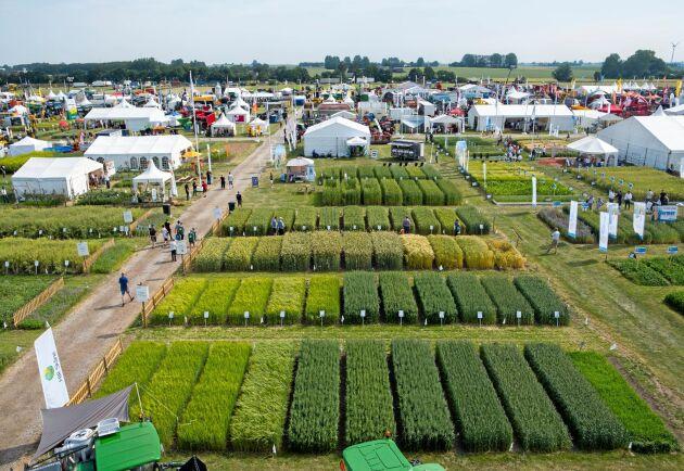 Nästa års Borgeby fältdagar, som pågår 24-25 juni, ska rikta in sig på lönsamheten inom lantbruket.