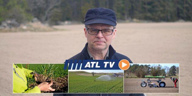 ATL TV: Han satsar på odlingsrobot
