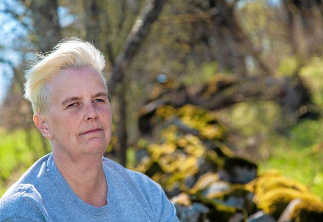 Tina Rudolphson är kontaktperson för Uppsala län i LRF Mälardalens omsorgsgrupp.
