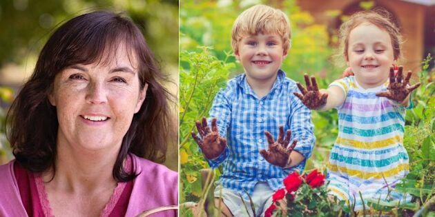 Krönika: Trädgårdskramp? Odla din inre unge i sommar!