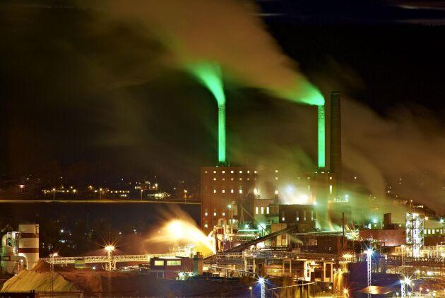 """""""Flaggskepp Bioraffinaderi,""""ska utreda förutsättningarna för att förverkliga bioekonomin i Sverige med bland andra Domsjö Fabriker som en aktör."""