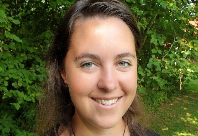 Cecilia Hermansson, projektledare.