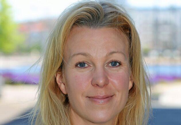 Helena Elofsson, JBV, Djurskyddschef, Djuravdelningen, Jordbruksverket.