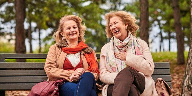Svensk forskning visar: Tillit till andra förlänger livet