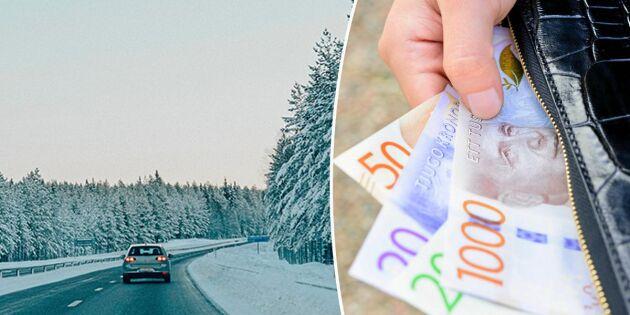 Förslaget: Ny skatt ska göra bilkörning billigare på landsbygden