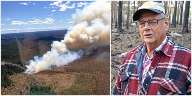 Inga besked –åtta månader efter branden