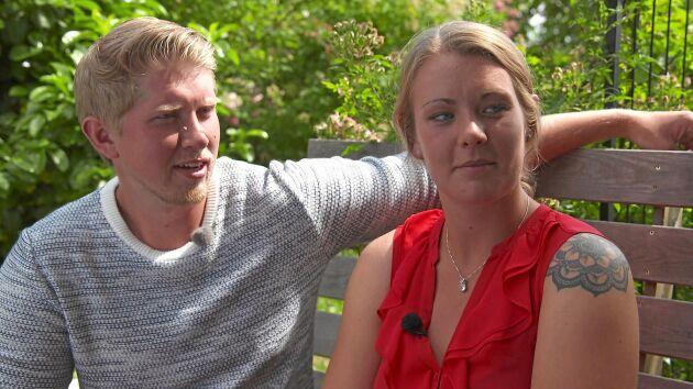 Hönsbonden Erik Nilsson berättar att hans Alicia ska flytta ner till Skåne.