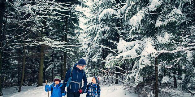 Bli vintersmart – 5 saker att tänka på i kylan