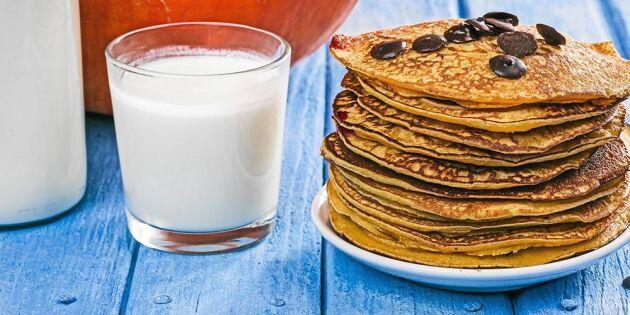 Maträtterna som mjölkälskarna helst väljer