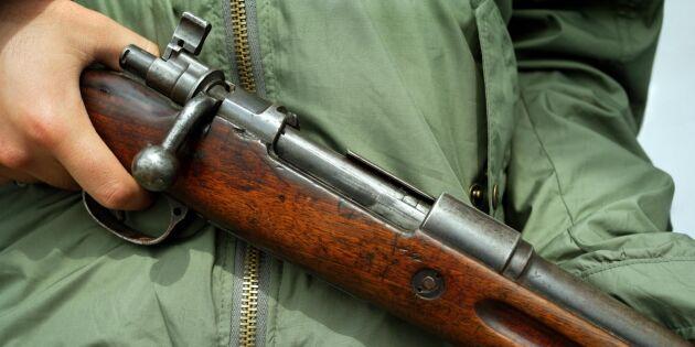 Swedish Agro om polisens vapenbeslut