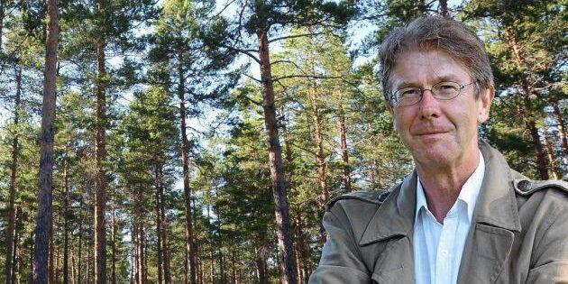 Skogspolitiken bedrivs mot olika mål