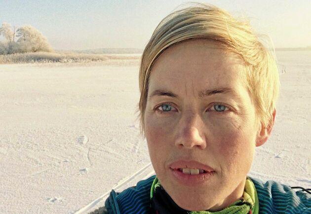 """""""Det här är ett problem som vi har möjlighet att påverka"""", säger Emma Kritzberg om det allt brunare vattnet i södra Sverige."""