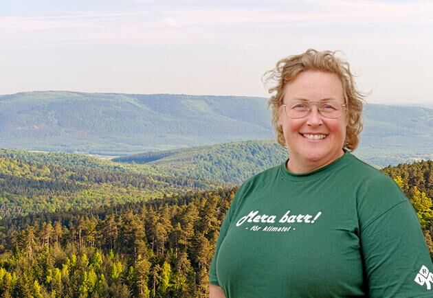 Jenny Karlsson, ordförande LRF Norrbotten.