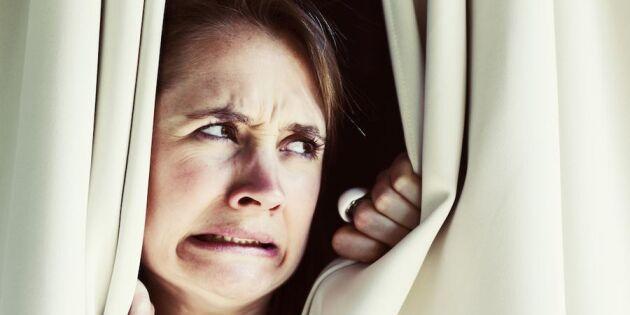 Skrämmas då och nu: Från smiskande tomtar till halloweenbus