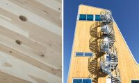 Oregon pionjärsatsar på höga träbyggnader