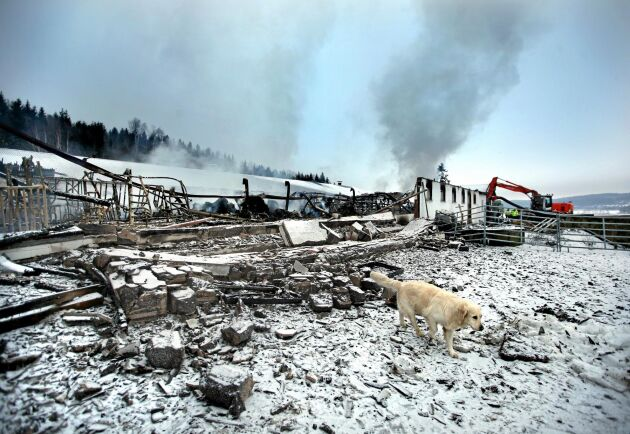 Brand på Aspsäters gård, Säffle