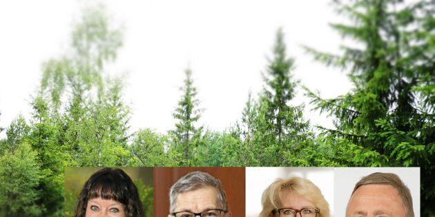 Här är vinnaren bland skogsägarföreningarna