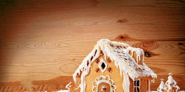 Har du gjort ett fint pepparkakshus? Skicka in ditt bidrag till Lands tävling!
