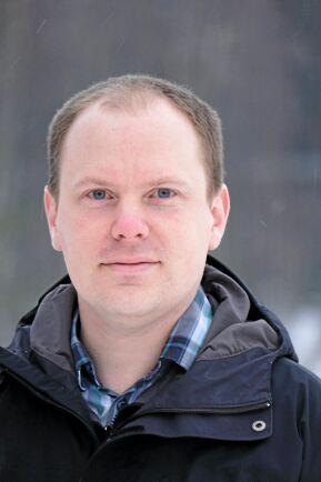 Magnus Norberg, jurist på Terravia AB, företräder markägarna i målet om fjällnära skog.