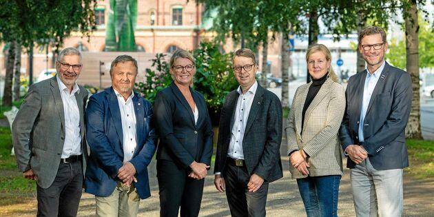 Skogsägarföreningarna Norra och Norrskog går samman