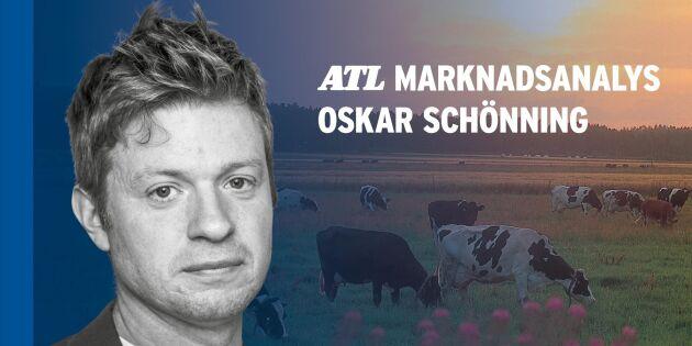 Finnes: En miljard kilo svensk mjölk