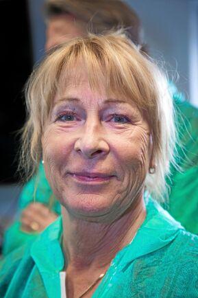 Margareta Åberg, grisexpert på LRF.
