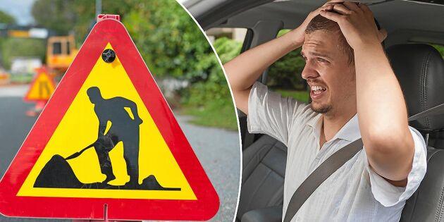 5 trafikfaror som ökar på sommaren